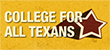College for all Texans